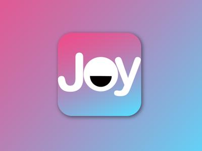 Joy App logos application app ui branding illustration logodesign logo design ai