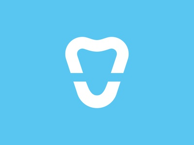 Dent Clinic graphic design graphic brand agency brand and identity brand design logo art director clinic dental dent