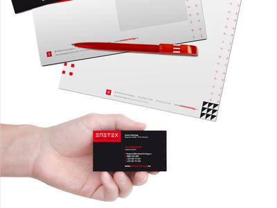 Enetex identity branding identity corporate branding brand brand and identity graphic  design logo