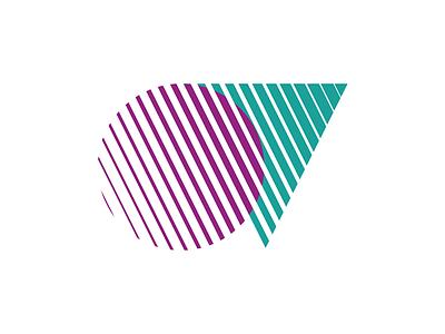 Retro Shapes work in progress identity logo shapes retro geometric