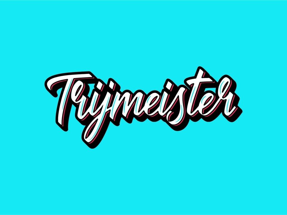 Trijmeister illustrator vector illustration branding avatar design