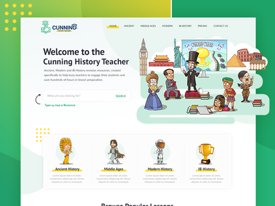 Illustration learning platform