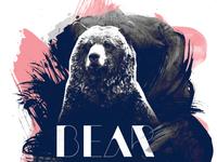 Bear Inc. tee