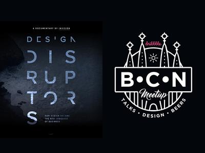 Dribbble Bcn Meetup - 'Design Disruptors' Premiere documentary meetup