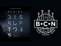 Dribbble Bcn Meetup - 'Design Disruptors' Premiere