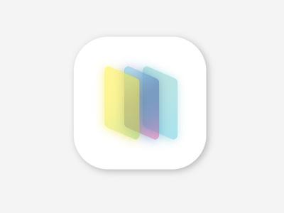 DOrganizer app icon app icon flat logo vector design