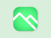 Alpine Passes app icon