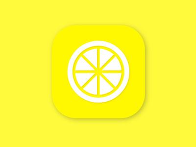 Vitamin app icon app icon logo vector design