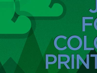 Discus Print Promo
