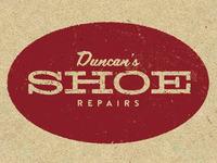 Shoe Repair Identity