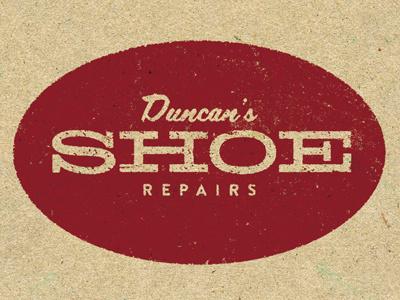 Shoe Repair Identity identity