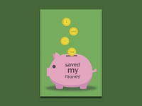 I Wish I Had Poster: saved my money