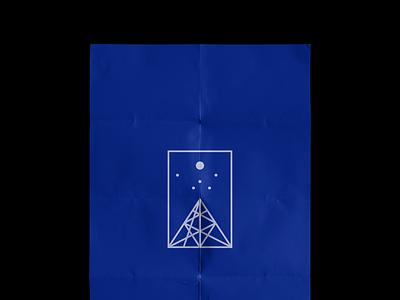 Tycho branding flat print logo