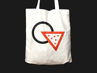 Mozzafella Bag bag design tote bag flat logo branding