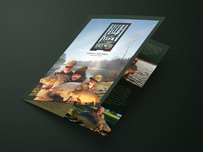 Fishing Lake Flyer booklets booklet design booklet print design print flyer artwork flyers flyer design flyer