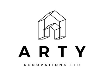 Arty Renovations Rebrand