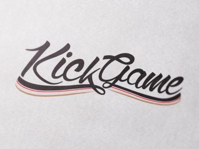 Kick Game.
