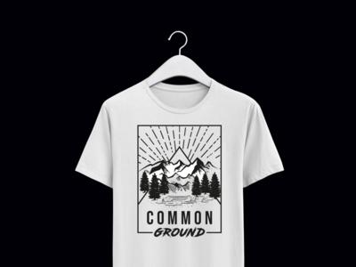 Common Ground Tee