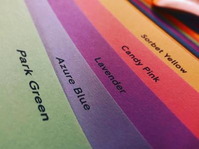 Juicy little colour palette 🎨!