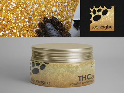 Branding for Sooner Glue Cannabis Concentrates