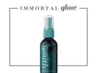 Immortal Glow Beauty Branding