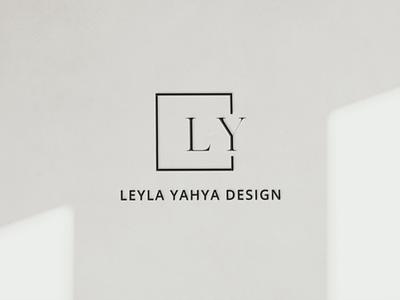 Logo for an Interior Designer photoshop interior designer identity typography branding logo design ui figma