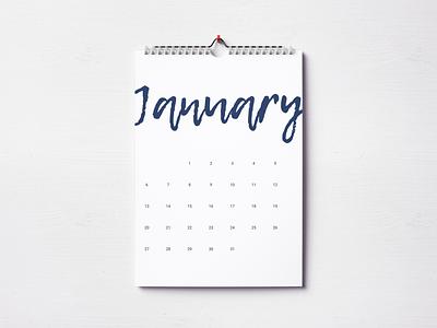 Calendar #3 poster design poster art poster a day calendar 2020 calendar poster vector ui figma