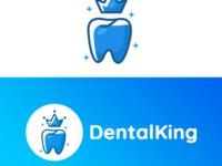 Dental king logo