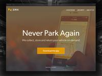 ZIRX homepage update
