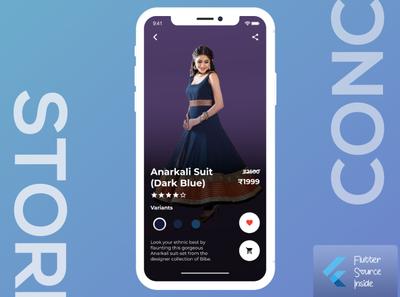 Store App Concept