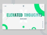Elevated Thougths Web Design