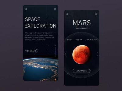Space Exploration Mobile
