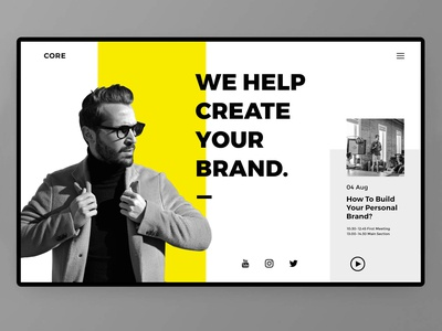 Core Agency Webdesign
