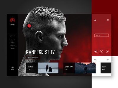 Music Player Desktop