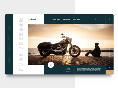 Off Road Webdesign