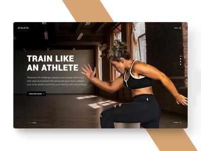 ATHLETE | Sport Brand Framework