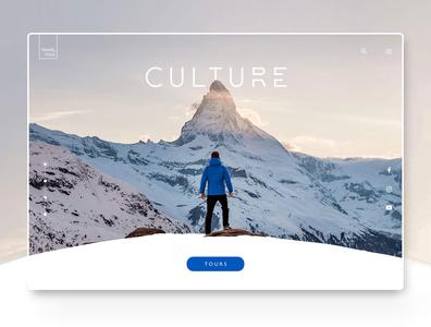 CULTURE Webdesign