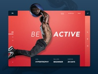 be active | Webdesign