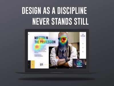Design as a Discipline Never Stands Still