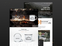 Northtype | Webdesign