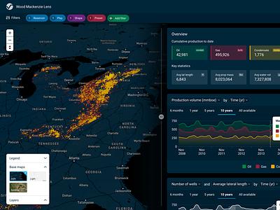Dark times ahead maps analytics product ui dark mode