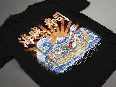 pirates sushi