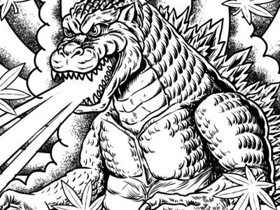 king of monster japanese