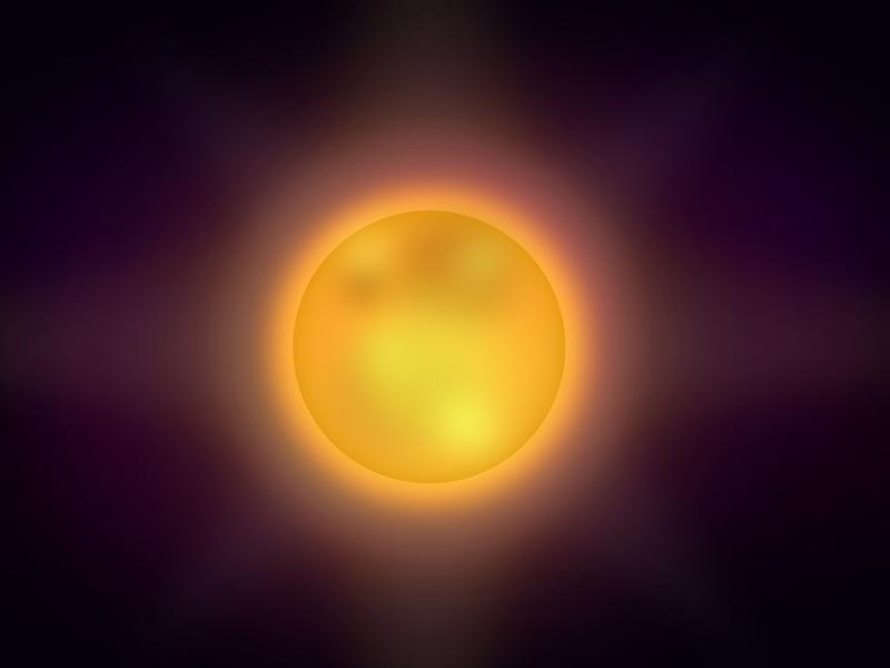 Sun stars sun