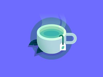 Green Tea leaf tea