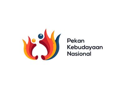Pekan Budaya Nasional 2019 logo concept