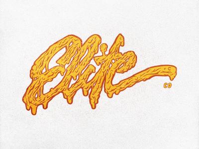 Elite logo dribbble