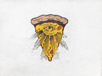 The All Seeing Pizza