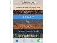 Textures for iPhone apps