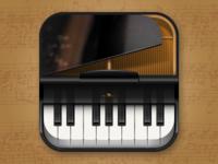 Piano iOS icon